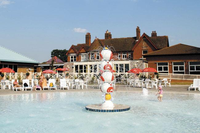 Featured Hampshire Holiday Parks