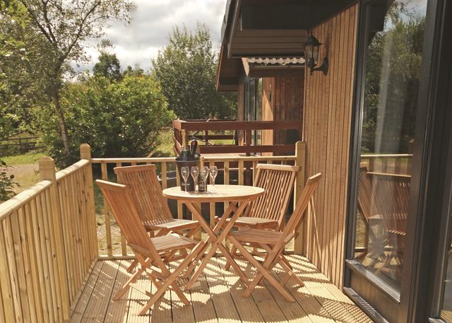 Otterburn Hall Estate Lodges