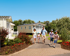 Featured West Sussex Holiday Parks
