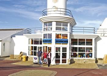 Whitley Bay Holiday Park, Whitley Bay,Northumberland,England