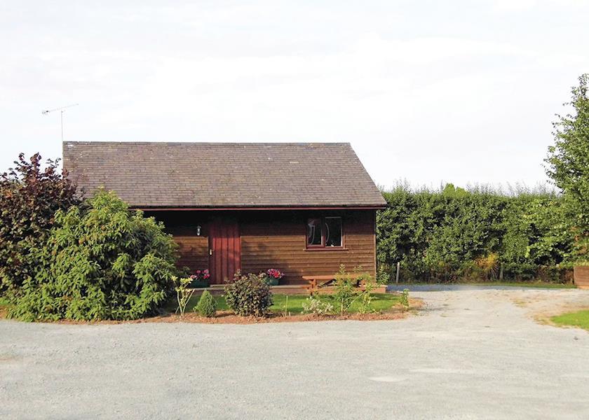 Ashperton Park Lodges, Ledbury,Herefordshire,England