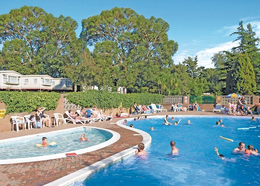 Landguard Holiday Park