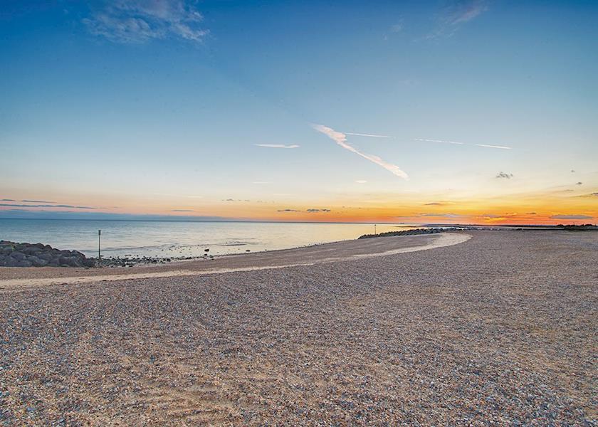 Martello-Beach