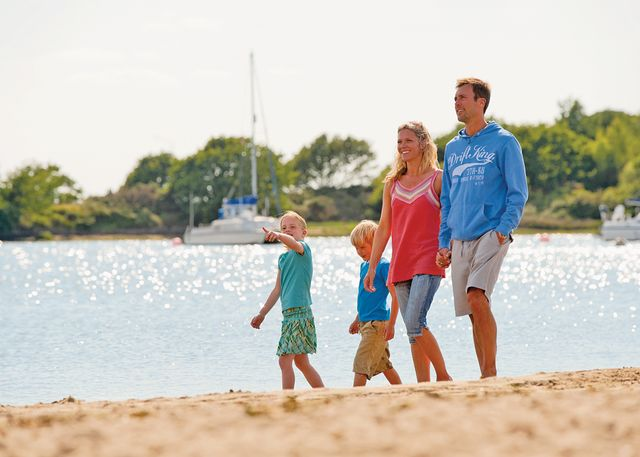 Rockley Park Holiday Park, Poole,Dorset,England